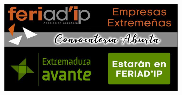 FERIAD'IP-Extremadura-Avante-Convocatoria