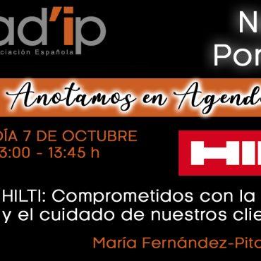 FERIAD'IP-Sumamos-Nueva-Ponencia-HILTI